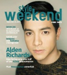 Alden Richards Magazine Covers